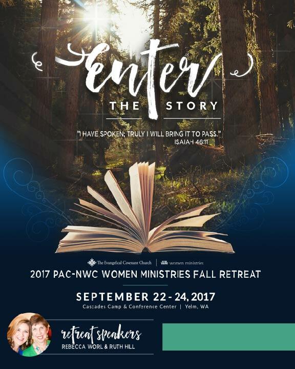2017 Pacific Northwest Women Ministries Fall Retreat