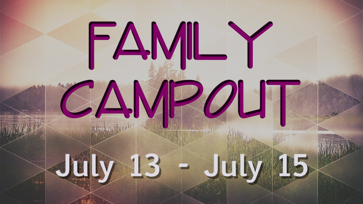 Eastridge Family Campout