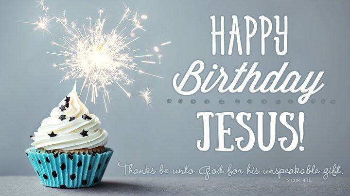 Happy Birthday Jesus Party (1st-5th grade)