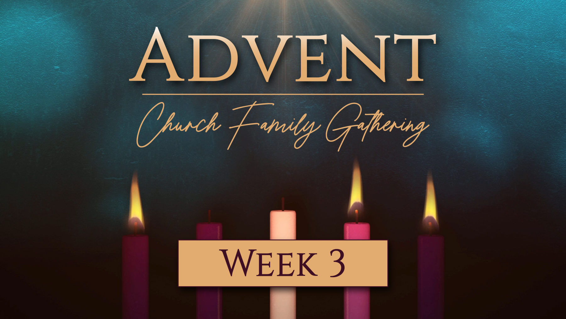 Advent Church Family Gathering